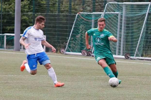 HFV gegen Hellas Troisdorf 1 - HFV 2 verliert im ersten Saisonspiel deutlich