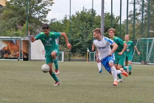 HFV gegen Hellas Troisdorf 3 - HFV 2 verliert im ersten Saisonspiel deutlich
