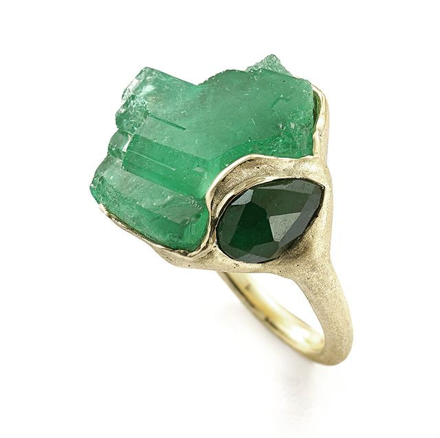 Are they powerful??!! These three rough emeralds are sisters. They were all gone!! to all my customers. I miss them so much.