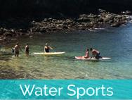 Honokeana Cove activities - water sports