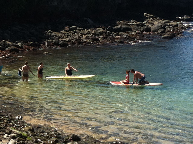 Honokeana Cove Activities - Water Sports