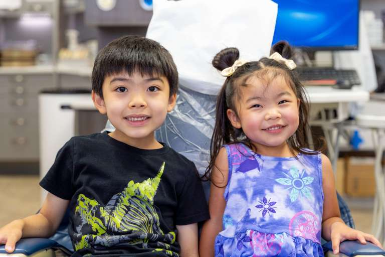 Children's dentistry at Kaka'ako Smiles