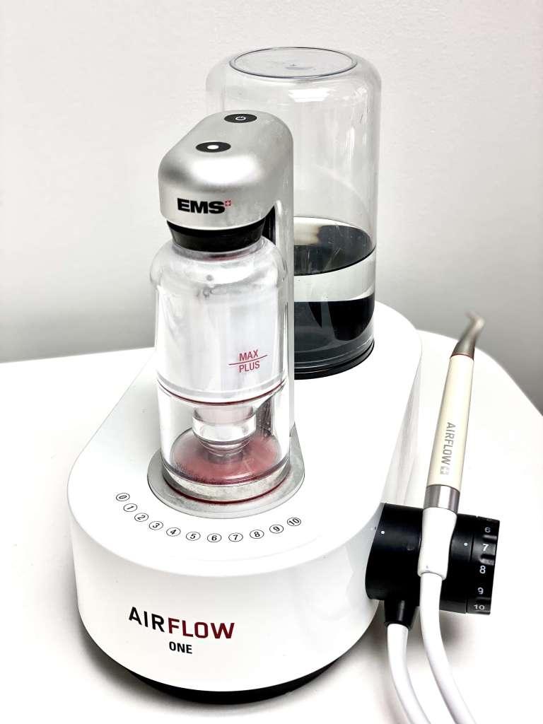 Airflow Polisher