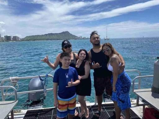 Honolulu Snorkeling Turtle Tour