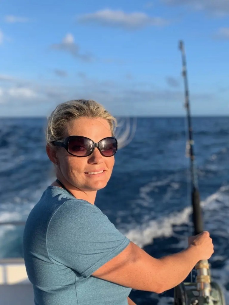 Fishing in Honolulu