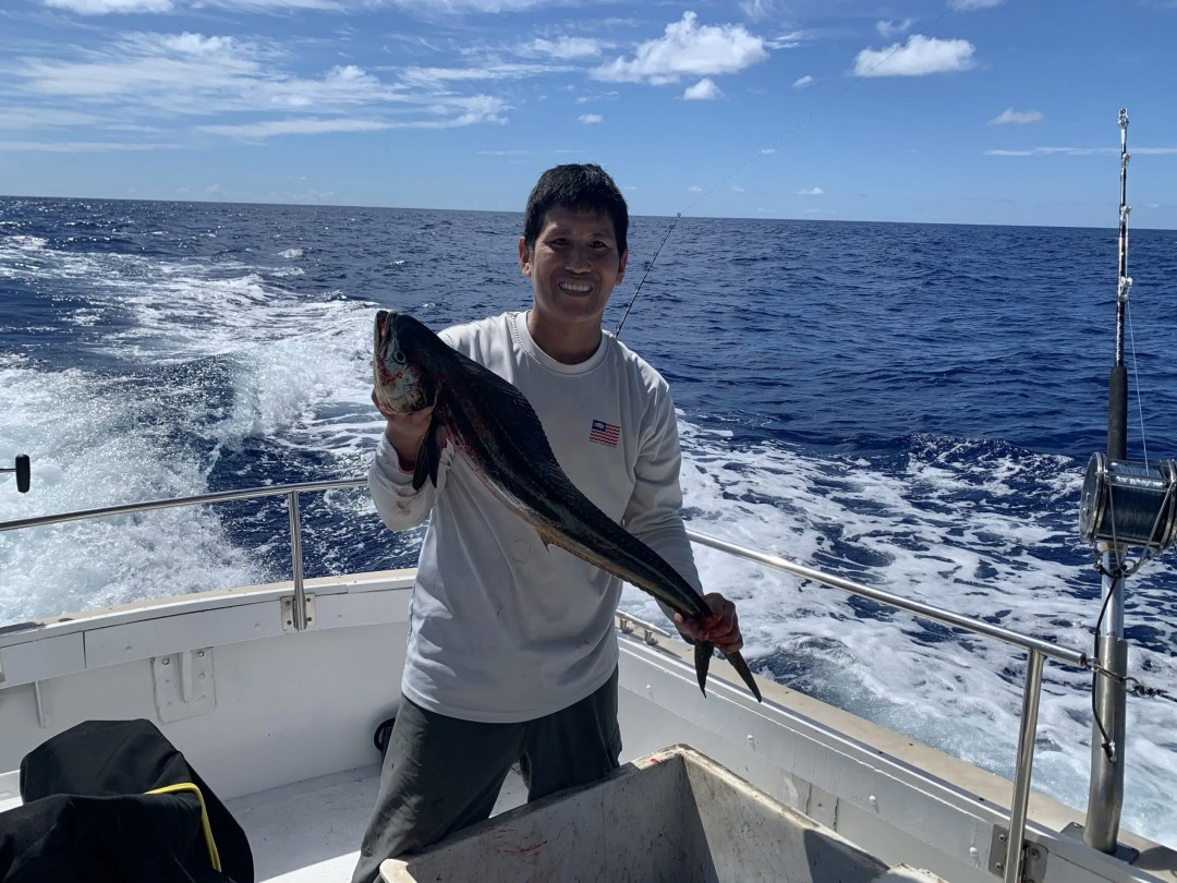 5 best fish to catch in Hawaii