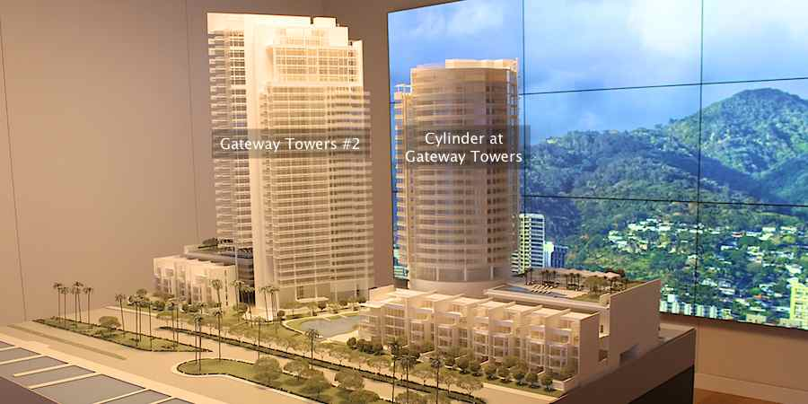 Gateway Towers Honolulu For Sale