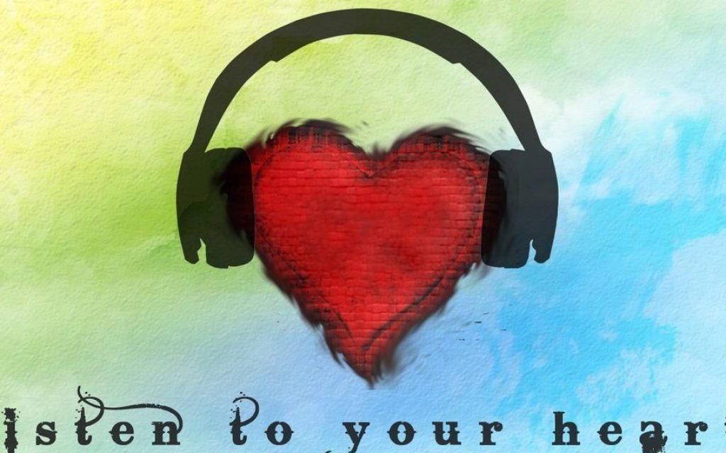 #4 Listen to your heart
