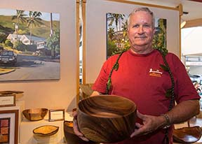 Honolulu Woodturners -- 2014 Nohea