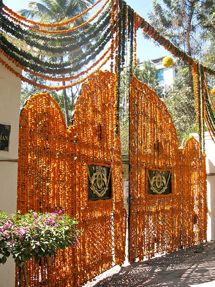 Garlands Koregaon Park