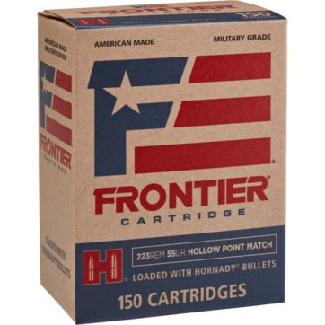 Buy New! Hornady-Frontier-.223 Remington Online