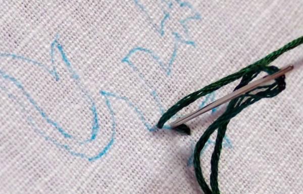 10-stitch
