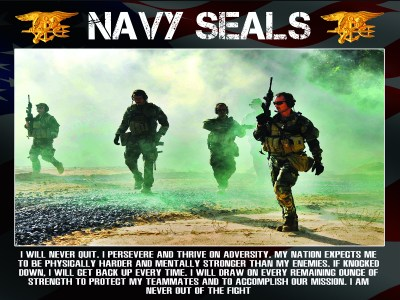 Navy Seal Posters