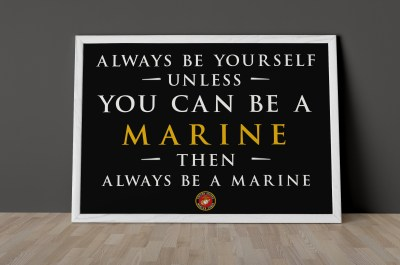 Marine Corps Posters