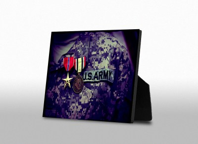 Army Desktop Photo Panel