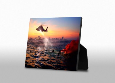 Coast Guard Desktop Photo Panels