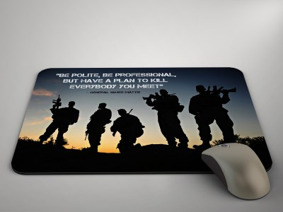 Marine Corps Mouse Pads