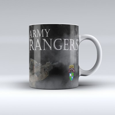 Army Ranger Mugs