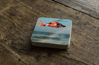 Coast Guard Drink Coasters