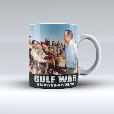 Gulf War Coffee Mugs
