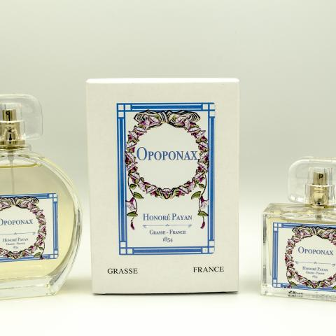 Gamme Luxe-Opoponax-Honoré Payan