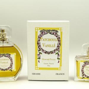 Parfum Luxe Patchouli Vanillé