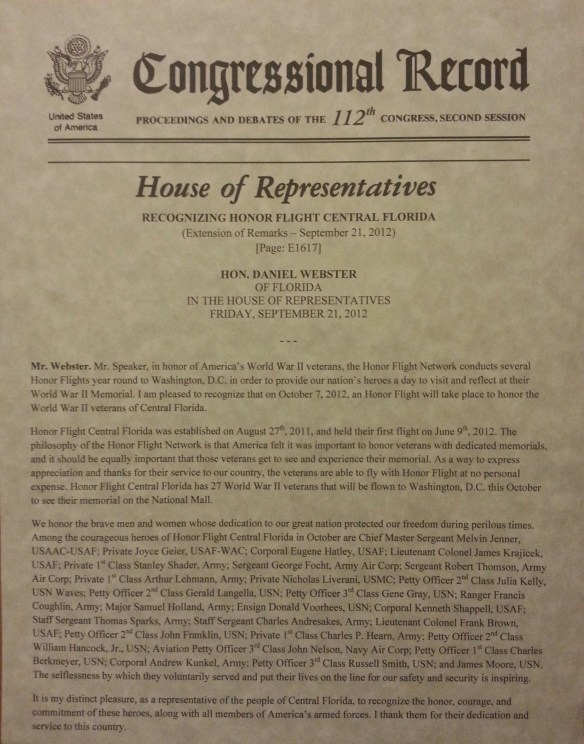 2012-09-21_Congressman_Daniel_Webster_Record