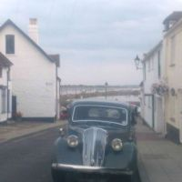 A visit to P G Wodehouse's Emsworth