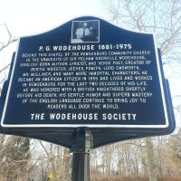 Pilgrimage: The final resting place of PG Wodehouse