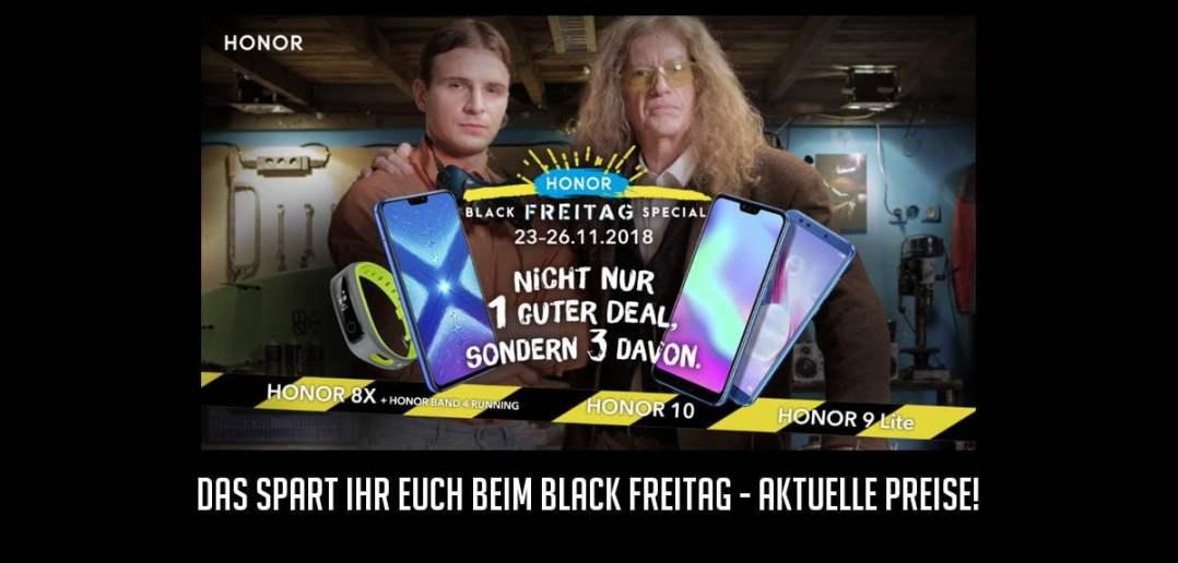 BlackFriday Preise honor