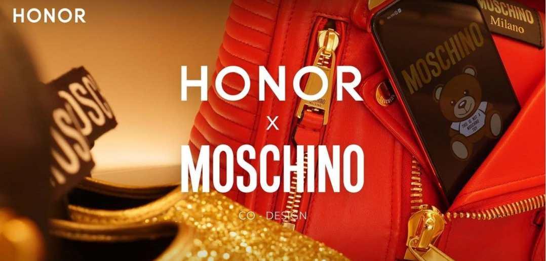 Moschino Kooperation HONOR Titelbild
