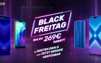 HONOR Black Friday 2019