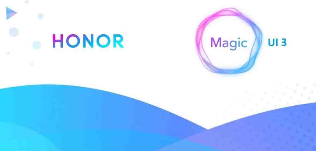 HONOR Magic UI 3