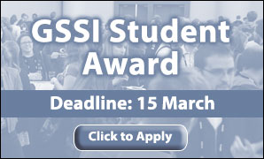 GSSI Student Award Deadline Graphic