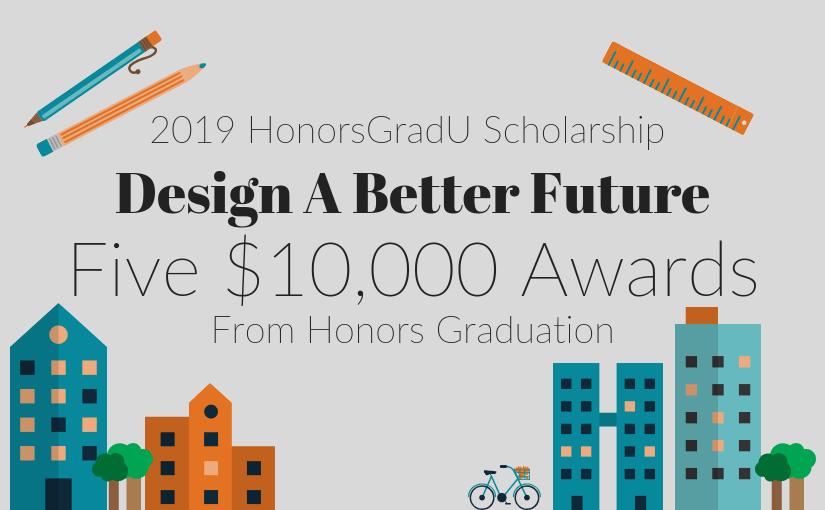 Welcome to the 2019 scholarship honorsgradu