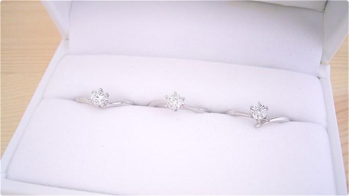 どうして婚約指輪のデザインは6本爪のティファニーセッティングタイプなのか?