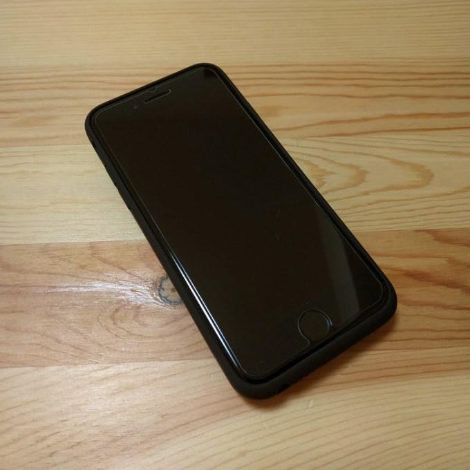 iPhoneのバッテリーケースを買ってみました。