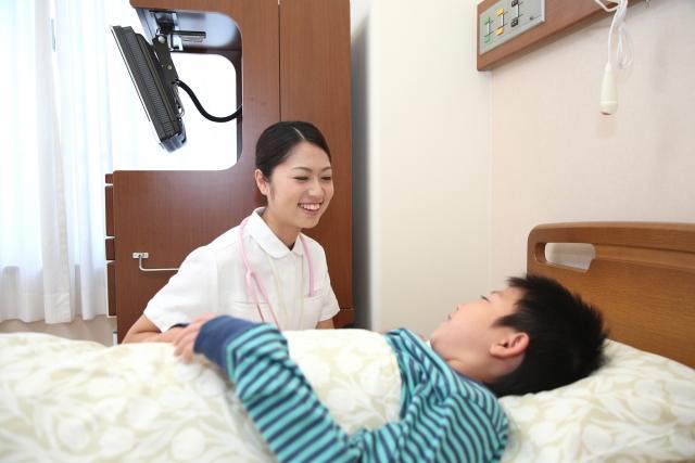 【体験談】子供の入院付き添いは父親でもいい?辛い時は旦那にも頼りたい!けど