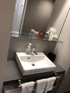 イビススタイルズ東京ベイの洗面台