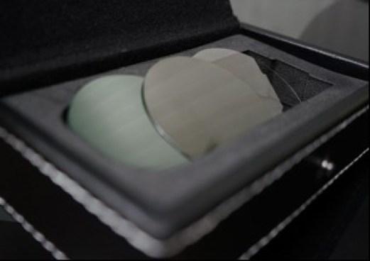 宏崴實業碳化矽晶圓