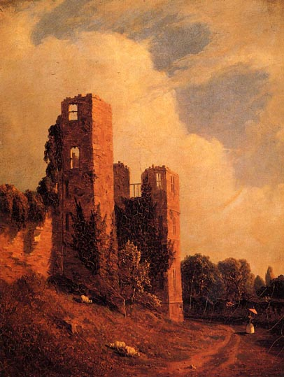 Kenilworth Castle: 1858