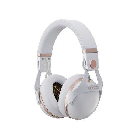SP店:VOX VH-Q1WH ホワイト・ピンクゴールド / ワイヤレス・ノイズキャンセリングヘッドフォン