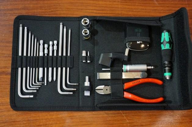 SP店:Wera Guitar tool set