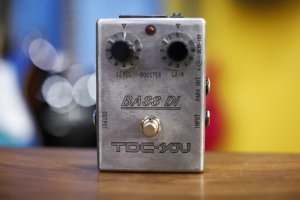 【SOLD】TDC BASS DI