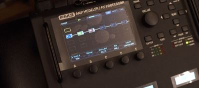 【BLOG】フラクタルFM3+アコリバ電源ケーブル