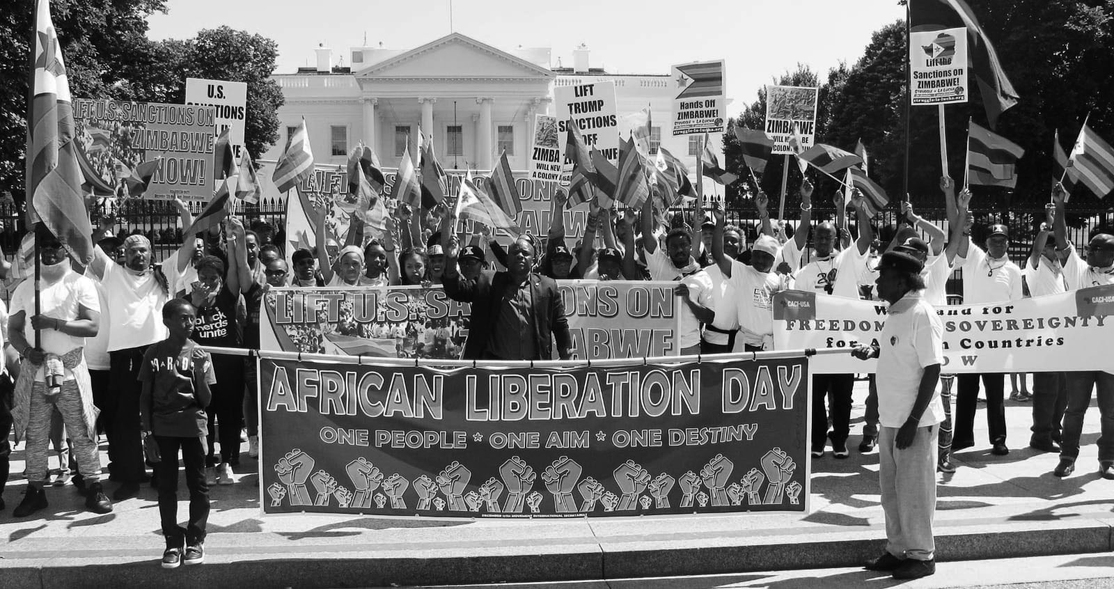 Forward to African Liberation Day! Victory in the Class Struggle is Certain