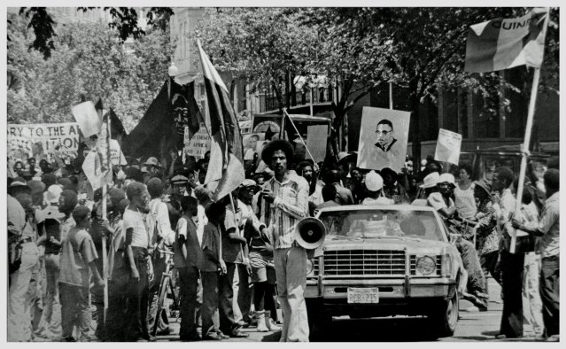 African Liberation Day 1977 in Washington DC