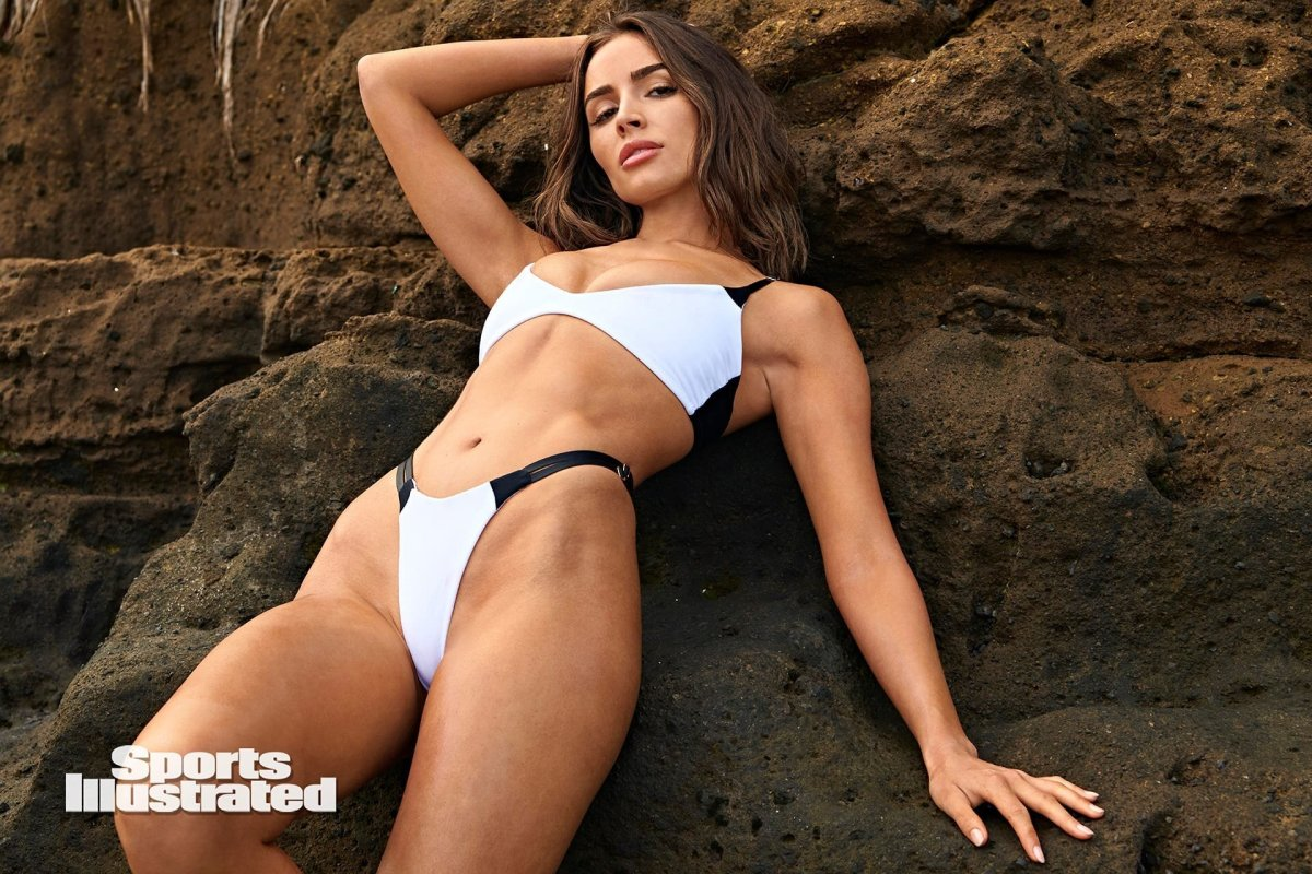 Olivia Culpo for 2020 Sports Illustrated Swimsuit. Photographed by Yu Tsai.
