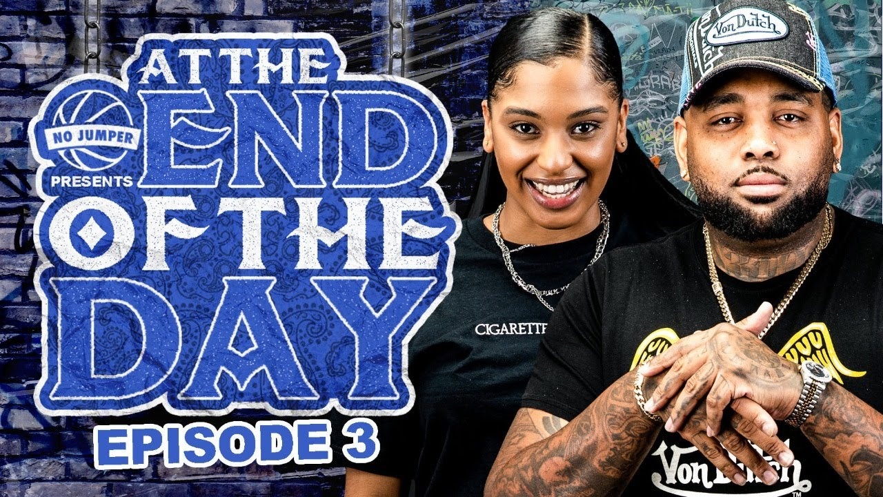 At The End of The Day Ep. 3 w/ Tutweezy & K MooreTHEGOAT