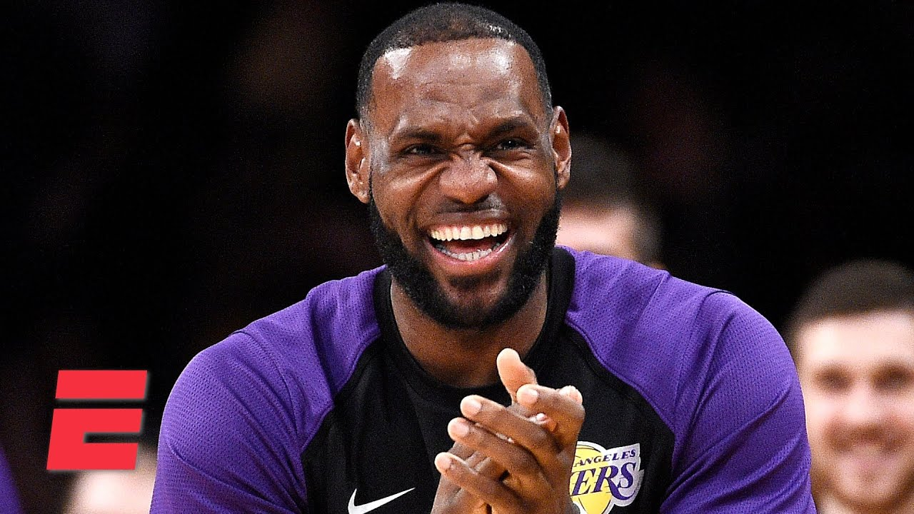Breaking down LeBron James' 2-year, $85M extension with the Lakers | KJZ